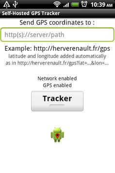 Self-Hosted GPS Tracker постер