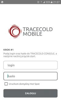 TraceCold Mobile poster