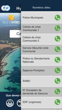 Hyères Risques apk screenshot
