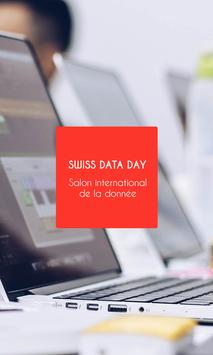Swiss Data Day poster