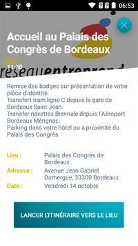 Réseau Entreprendre - Biennale apk screenshot