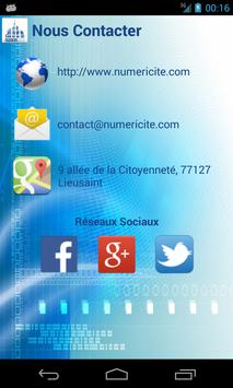 Numéricité screenshot 2