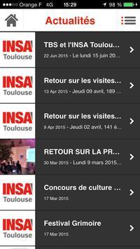 INSA Toulouse apk screenshot