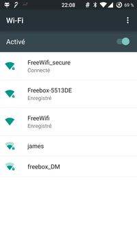 Wifi secure apk screenshot