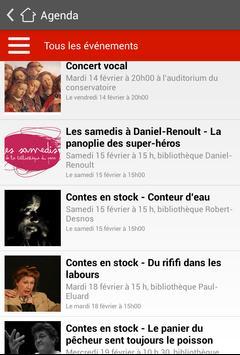 Montreuil apk screenshot