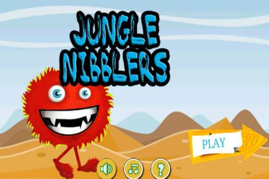 Jungle Nibblers poster