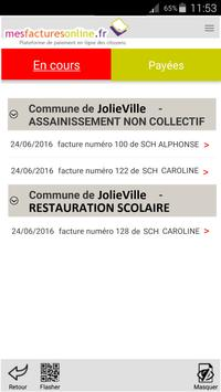 mesfacturesonline.fr screenshot 4