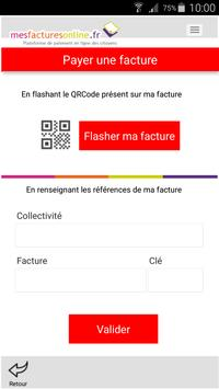 mesfacturesonline.fr screenshot 1