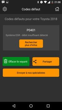 OBDclick screenshot 5