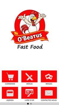 Restaurant O'Beatus poster