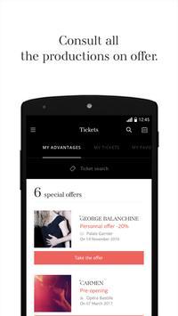 Opéra national de Paris screenshot 1