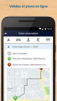 Arvey - VTC & chauffeur privé apk screenshot