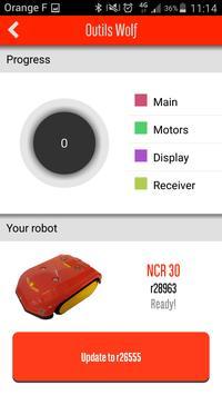 Robots Outils Wolf apk screenshot