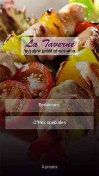 La Taverne poster