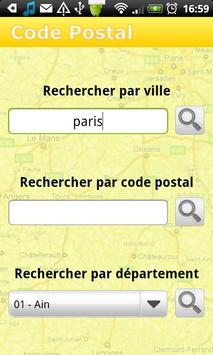 Code Postal for Android - APK Download