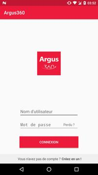 Argus360 poster