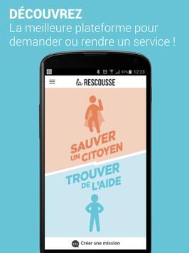 La Rescousse - Asnières - BETA poster