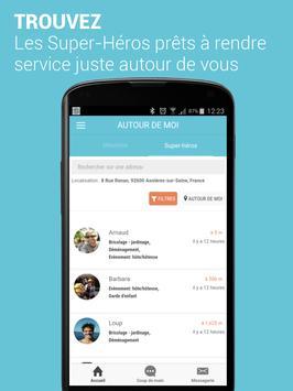 La Rescousse - Asnières - BETA apk screenshot