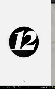 Le 12 poster
