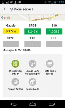 Carte carburant pro E.Leclerc screenshot 4