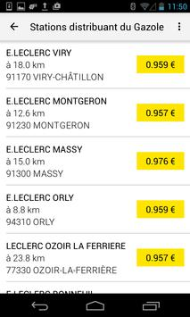 Carte carburant pro E.Leclerc screenshot 2