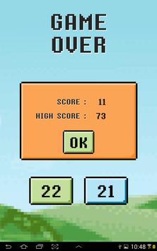 Mental math game - Math facts training apk screenshot