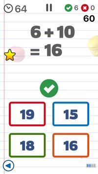 Math games for kids : times tables - AB Math screenshot 5
