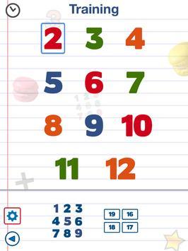 Math games for kids : times tables - AB Math screenshot 9