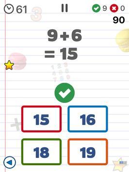Math games for kids : times tables - AB Math تصوير الشاشة 12