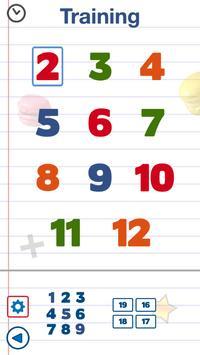Math games for kids : times tables - AB Math تصوير الشاشة 16