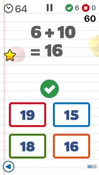 Math games for kids : times tables - AB Math تصوير الشاشة 19