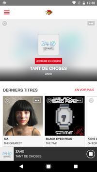 Kiss FM France poster