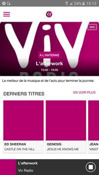 VIV Radio poster