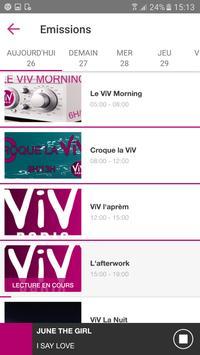 VIV Radio apk screenshot