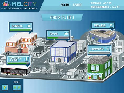 MEL CITY apk screenshot