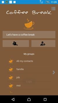 Coffee Break apk screenshot