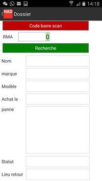 France Marketing SAV apk screenshot