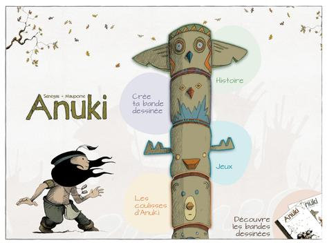 Anuki apk screenshot