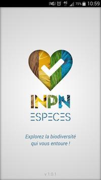 INPN Espèces poster