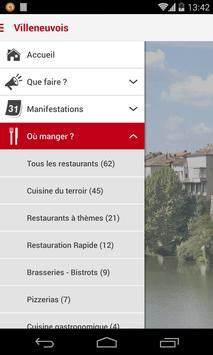 Grand Villeneuvois Tour screenshot 1