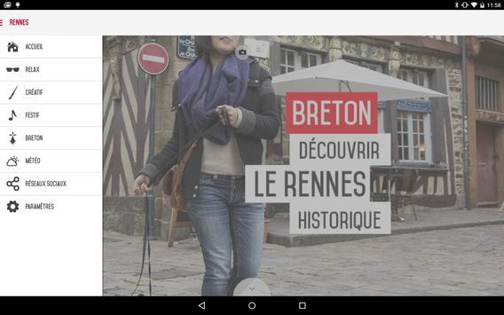 Visit Rennes screenshot 6