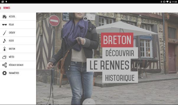 Visit Rennes screenshot 9