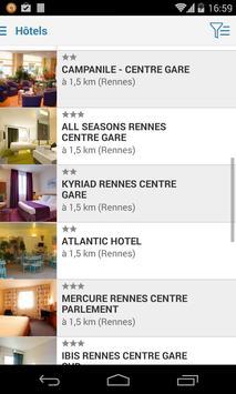 Visit Rennes screenshot 2