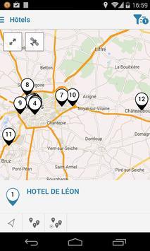 Visit Rennes screenshot 3