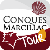 Conques Marcillac Tour icon