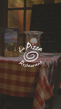 La Pizza poster