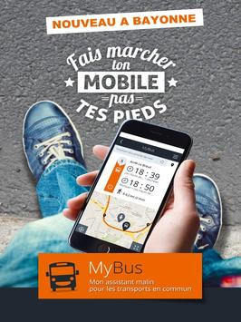 MyBus Bayonne Edition poster