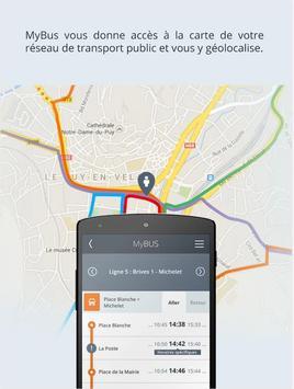 MyBus Bayonne Edition apk screenshot