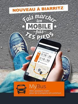 MyBus Biarritz Edition poster