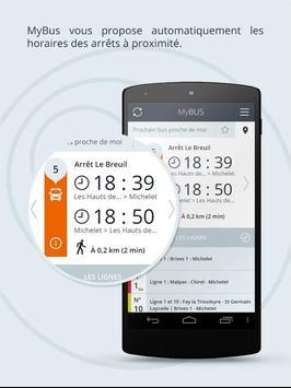 MyBus Biarritz Edition apk screenshot